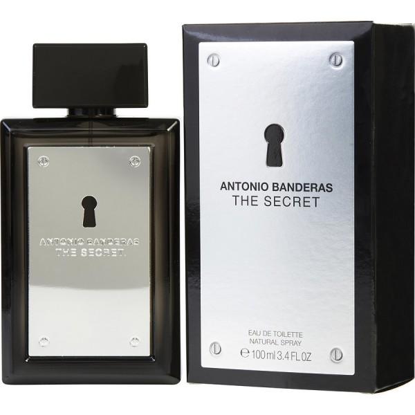 The secret -  eau de toilette spray 100 ml