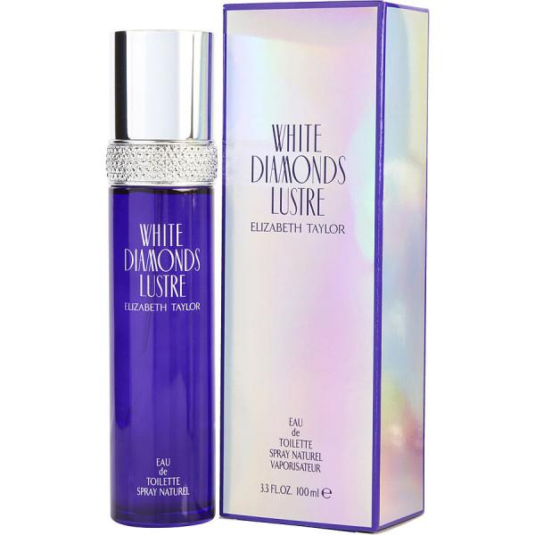 White diamonds lustre -  eau de toilette spray 100 ml