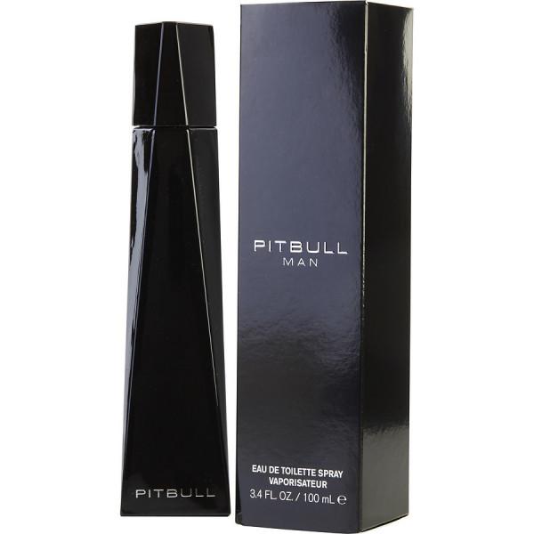Pitbull man - pitbull eau de toilette spray 100 ml