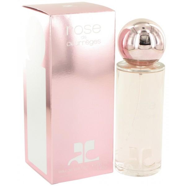 Rose - courrèges eau de parfum spray 90 ml