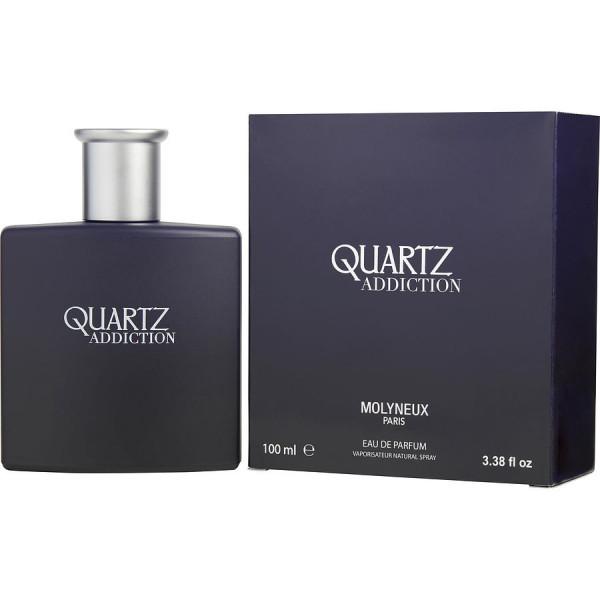 Quartz addiction -  eau de parfum spray 100 ml