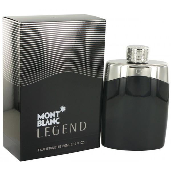 Montblanc legend - mont blanc eau de toilette spray 150 ml