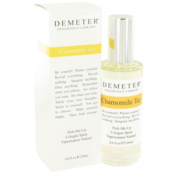 Chamomile tea -  cologne spray 120 ml