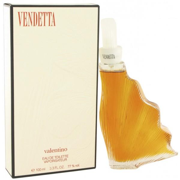 Vendetta - valentino eau de toilette spray 100 ml