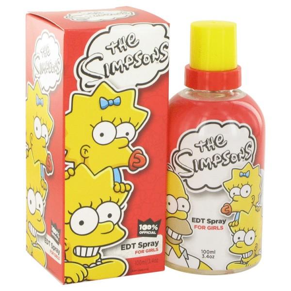 Les simpsons -  eau de toilette spray 100 ml
