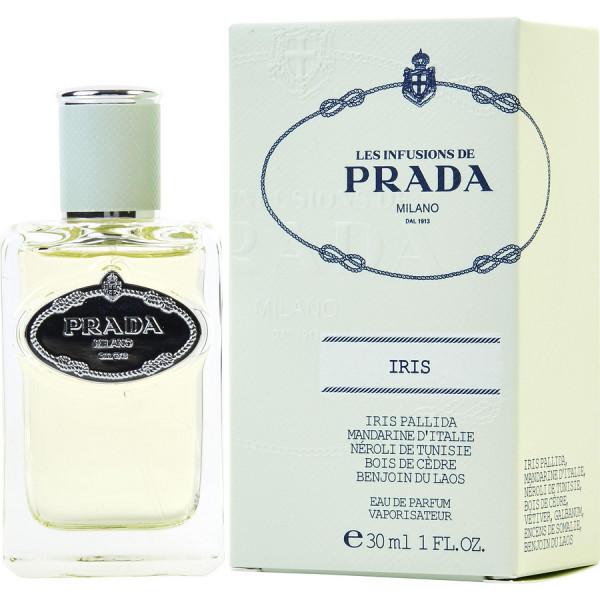 Infusion d'iris -  eau de parfum spray 30 ml