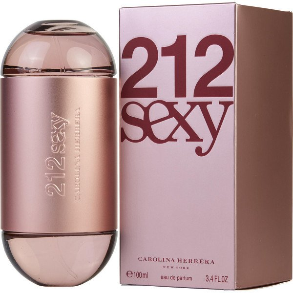 212 sexy -  eau de parfum spray 100 ml