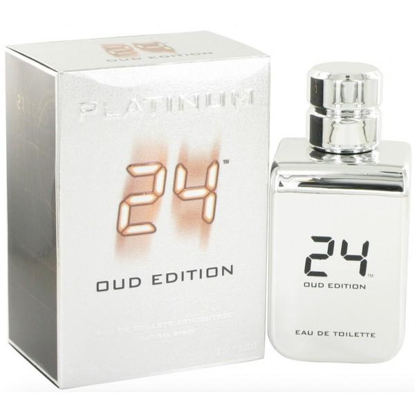 24 platinum oud edition - scentstory eau de toilette concentrée spray 100 ml
