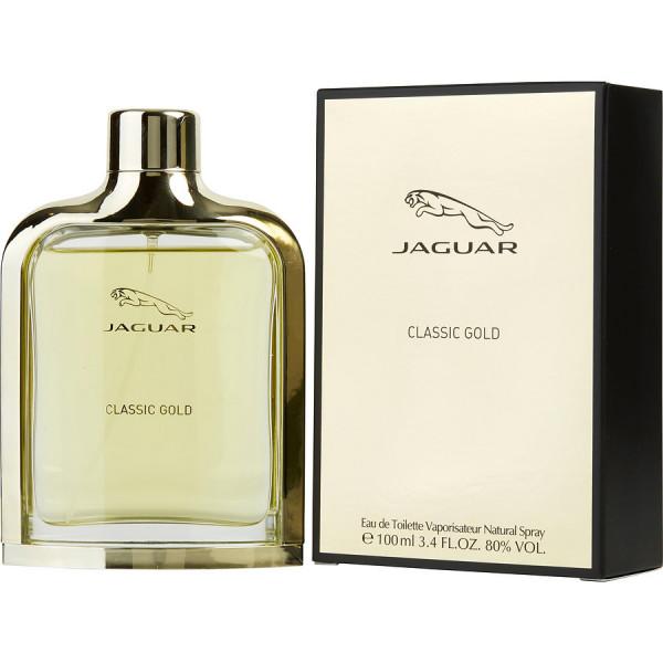 Jaguar classic gold - jaguar eau de toilette spray 100 ml