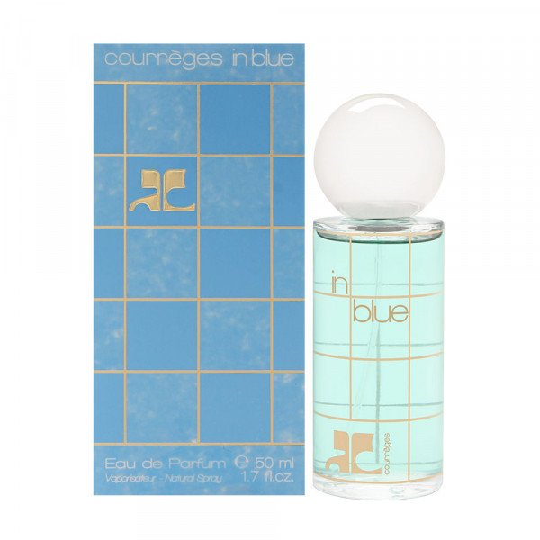 Courrèges in blue - courrèges eau de parfum spray 50 ml