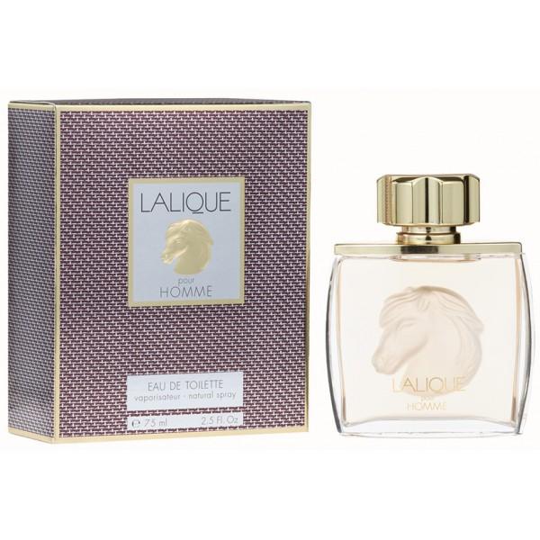Equus - lalique eau de parfum spray 75 ml