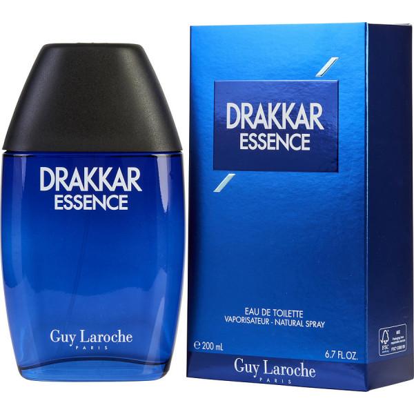Drakkar essence - guy laroche eau de toilette spray 200 ml