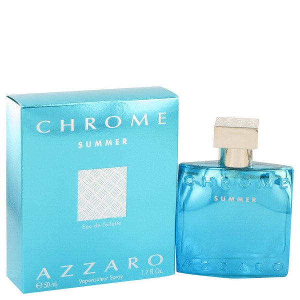 Chrome summer - loris  eau de toilette spray 50 ml