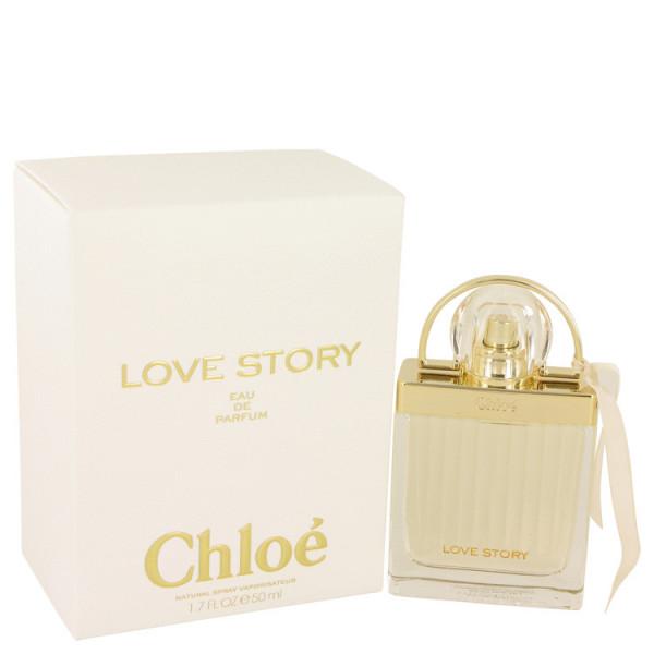 Love story - chloé eau de parfum spray 50 ml