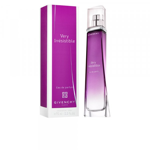 Very irrésistible - givenchy eau de parfum spray 75 ml