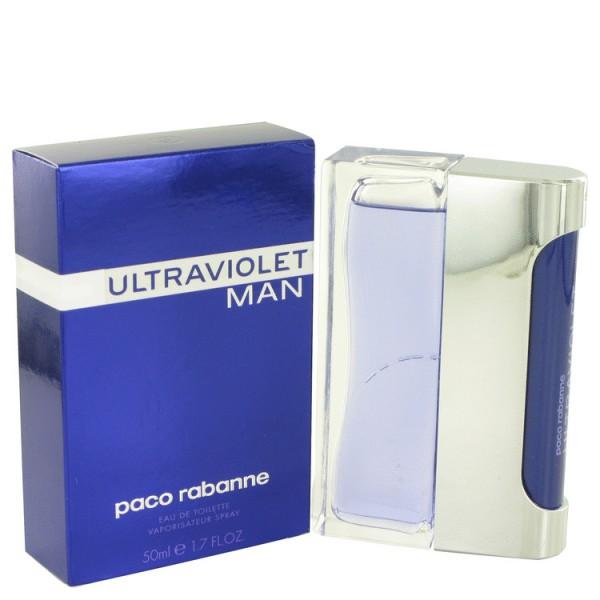 Ultraviolet pour homme -  eau de toilette spray 50 ml