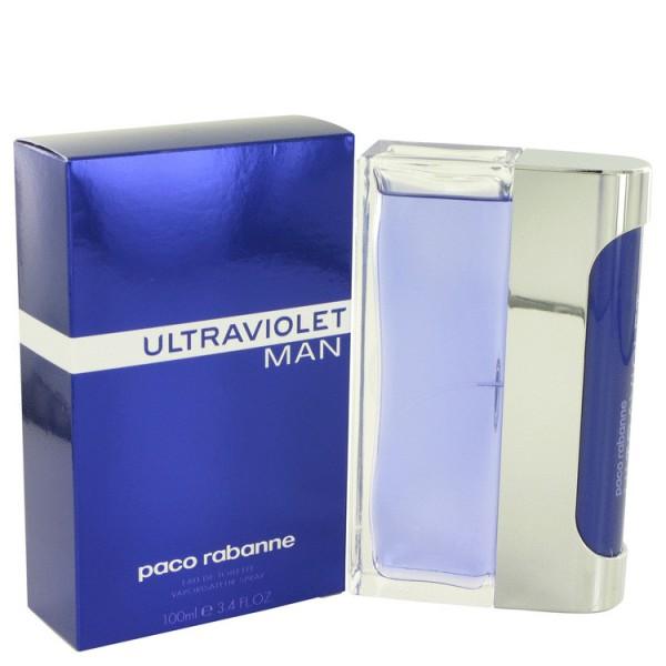 Ultraviolet pour homme -  eau de toilette spray 100 ml