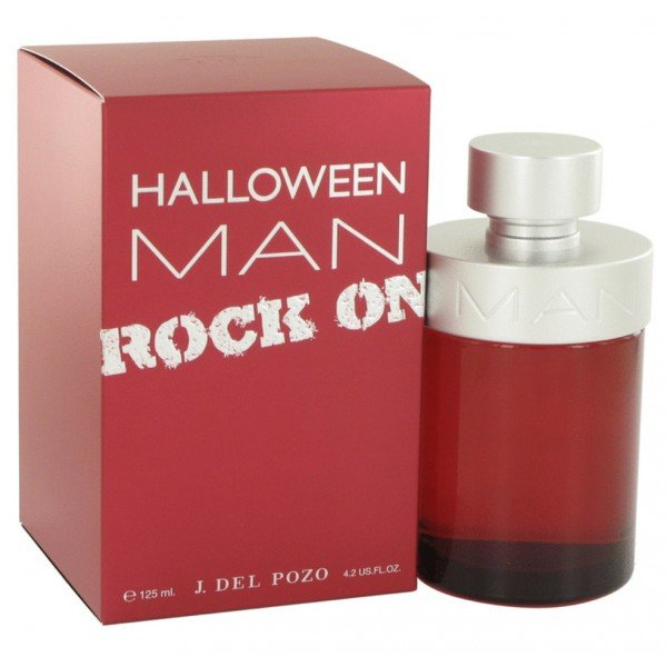 Halloween man rock on de  eau de toilette spray 125 ml