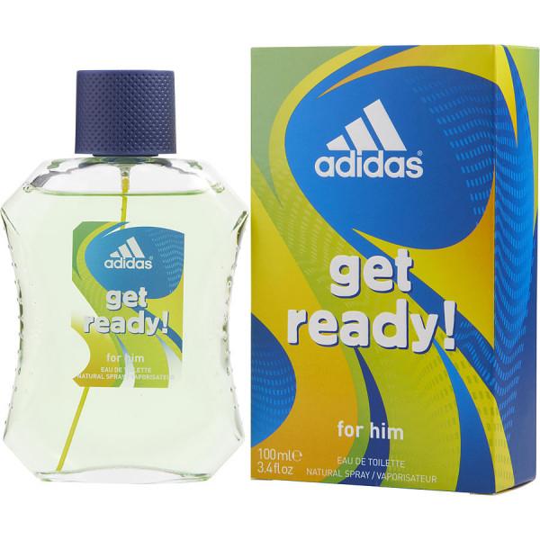Get ready -  eau de toilette spray 100 ml