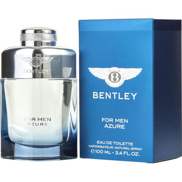 Bentley for men azure - bentley eau de toilette spray 100 ml