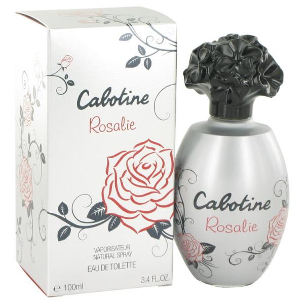 Cabotine rosalie - parfums grès eau de toilette spray 100 ml