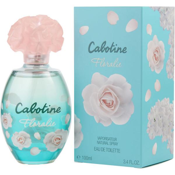 Cabotine floralie - parfums grès eau de toilette spray 100 ml