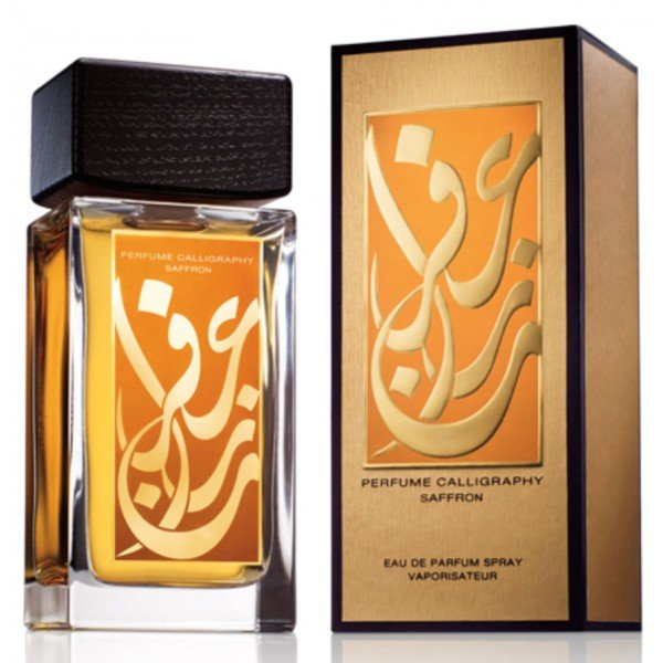 Calligraphy saffron de  eau de parfum spray 100 ml