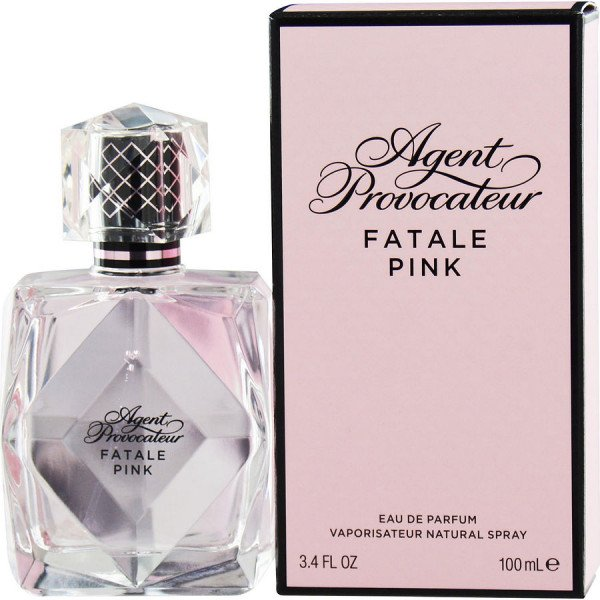 Fatale pink -  eau de parfum spray 100 ml