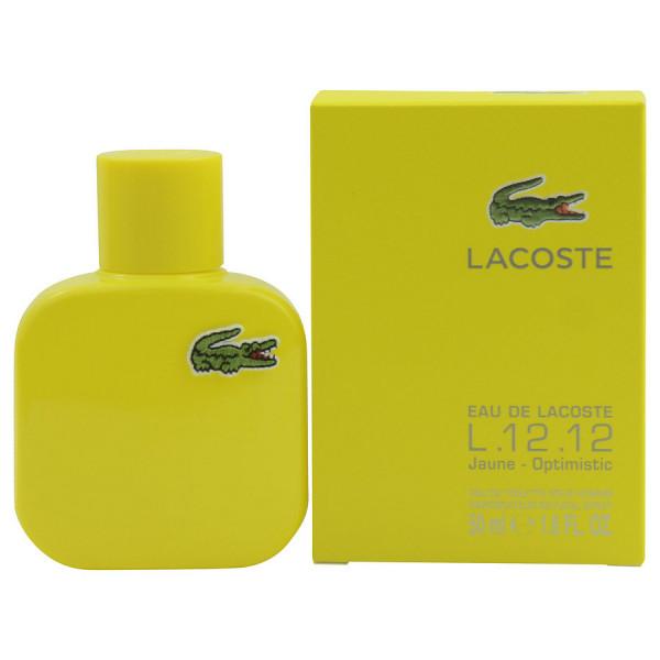 Eau de  l.12.12 jaune -  eau de toilette spray 50 ml