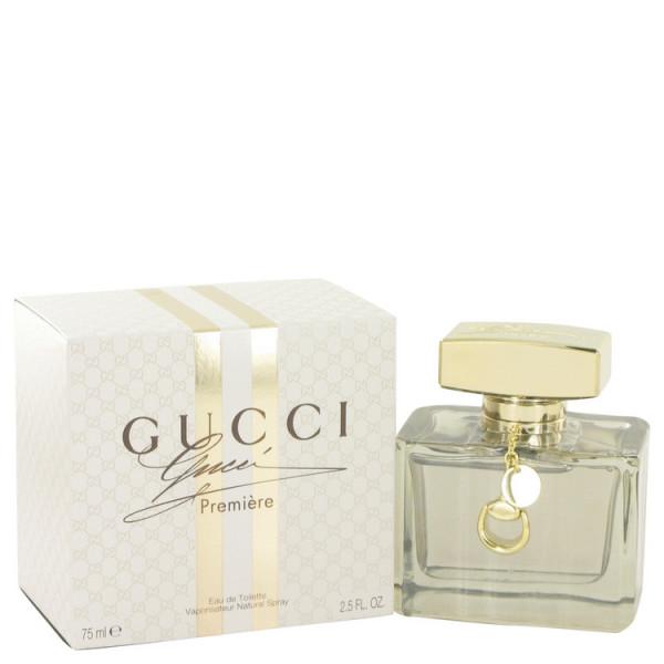 Gucci première - gucci eau de toilette spray 75 ml