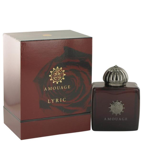 Amouage lyric - amouage eau de parfum spray 100 ml