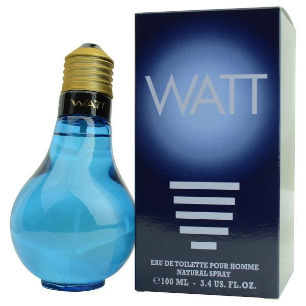 Watt blue -  eau de toilette spray 100 ml