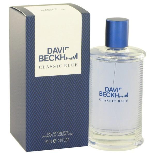 Classic blue - david beckham eau de toilette spray 90 ml