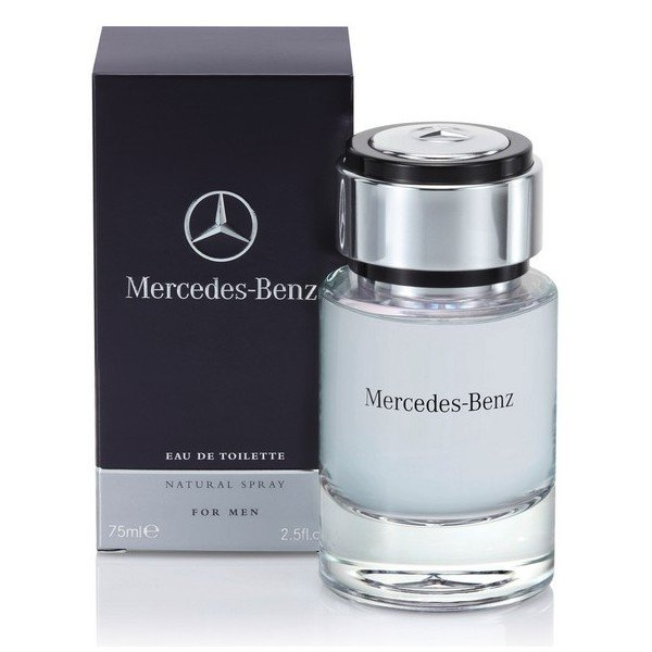 Mercedes-benz - mercedes-benz eau de toilette spray 75 ml
