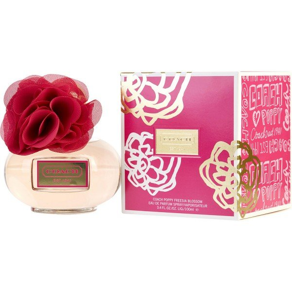 Poppy freesia blossom -  eau de parfum spray 100 ml
