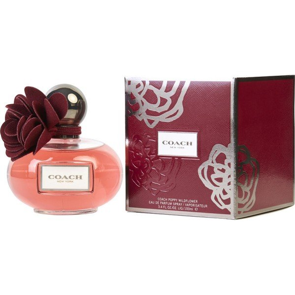 Poppy wildflower -  eau de parfum spray 100 ml
