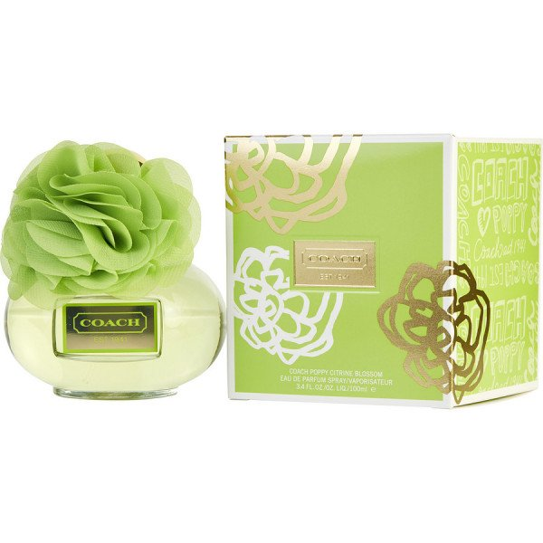 Poppy citrine blossom -  eau de parfum spray 100 ml