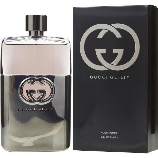 Gucci guilty pour homme - gucci eau de toilette spray 150 ml