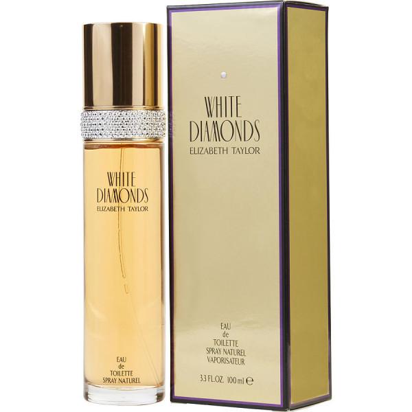 White diamonds -  eau de toilette spray 100 ml