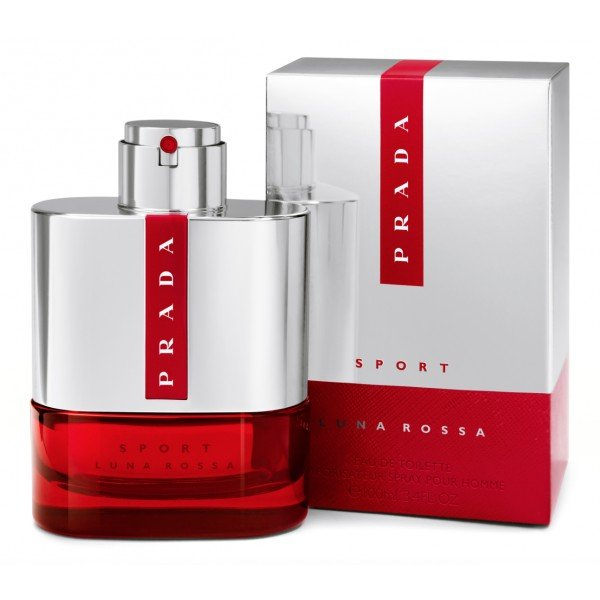 Luna rossa sport de  eau de toilette spray 100 ml