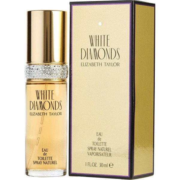 White diamonds -  eau de toilette spray 30 ml