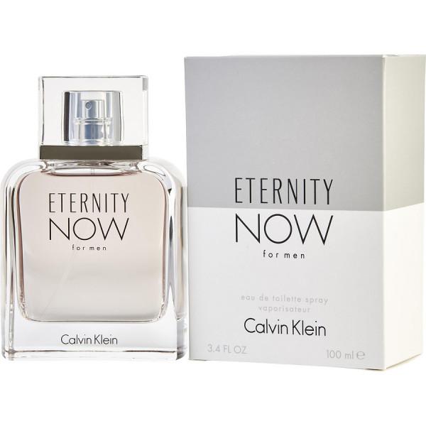 Eternity now -  eau de toilette spray 100 ml