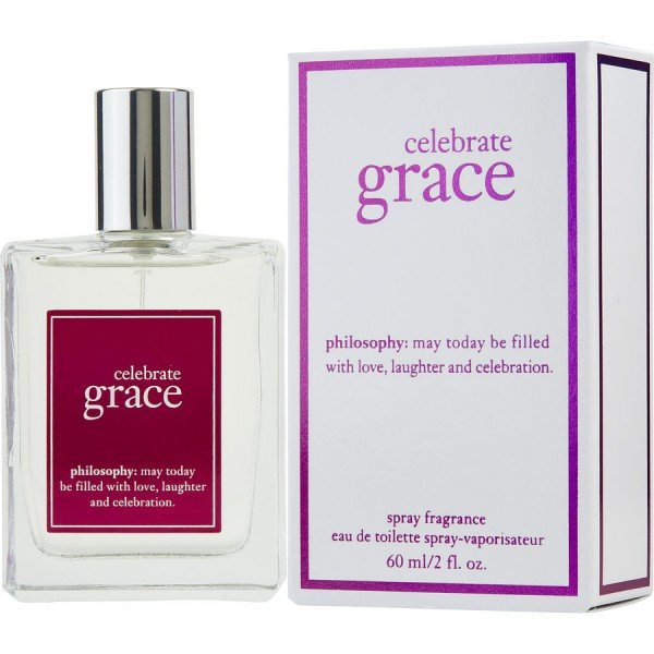 Celebrate grace -  eau de toilette spray 60 ml