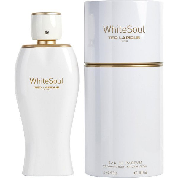 White soul - ted lapidus eau de parfum spray 100 ml