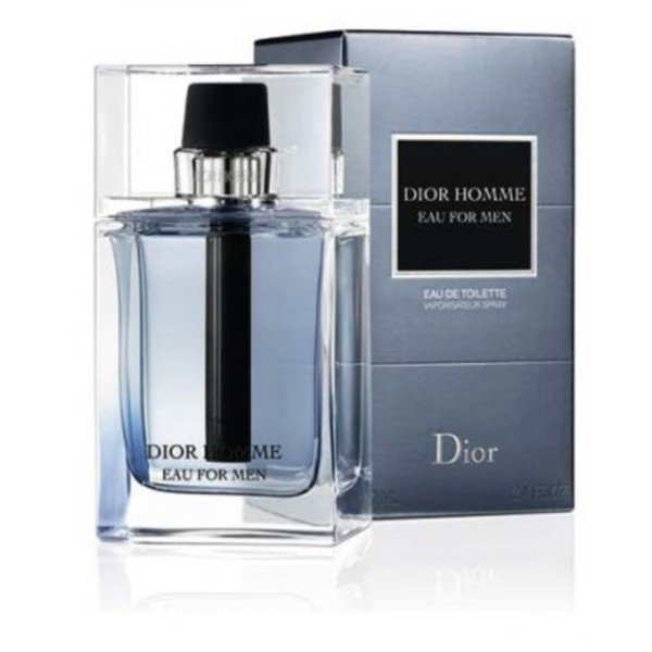 Dior homme eau -  eau de toilette spray 100 ml