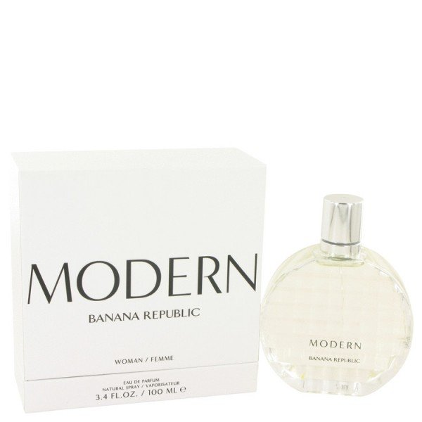 Modern woman -  eau de parfum spray 100 ml