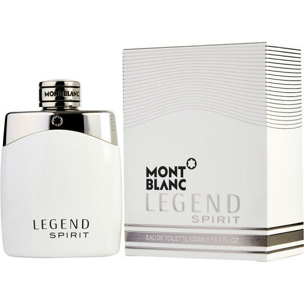 Legend spirit -  eau de toilette spray 100 ml