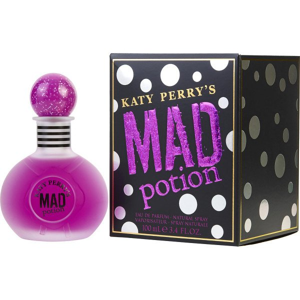 Mad potion - katy perry eau de parfum spray 100 ml