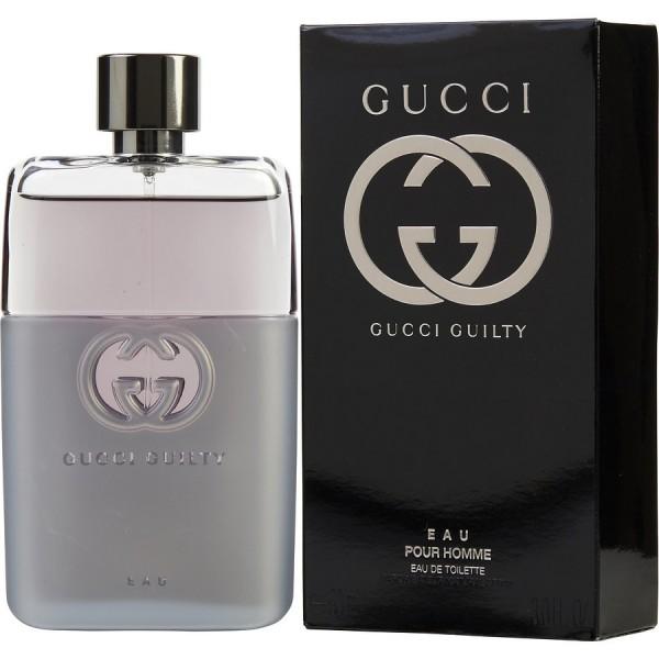 Gucci guilty eau pour homme - gucci eau de toilette spray 90 ml