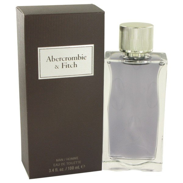 First instinct de abercrombie & fitch eau de toilette spray 100 ml